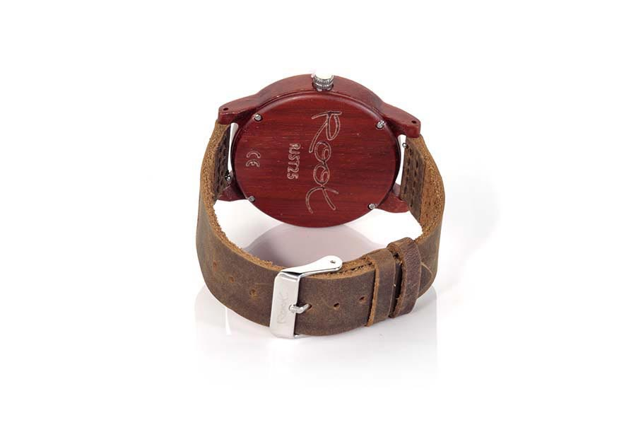 Reloj de Madera Sándalo SOUND OF TIME | Root® Watches