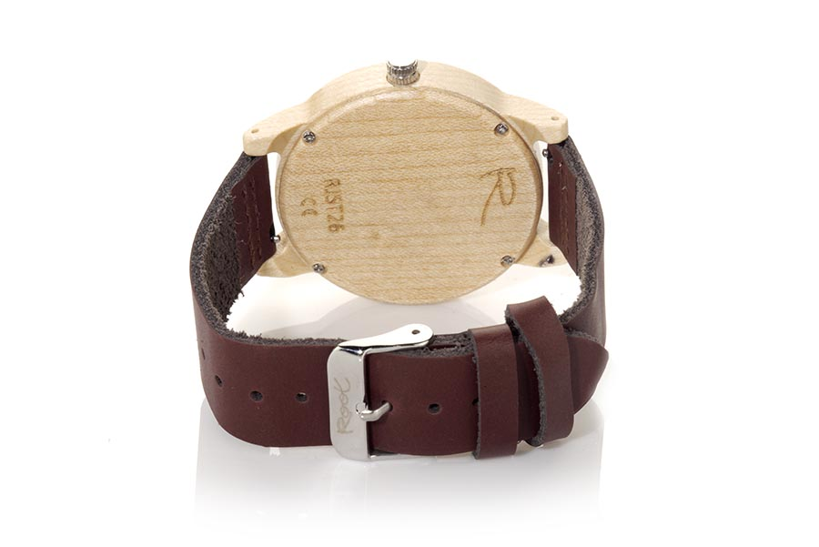 Reloj de Madera Arce MINIMAL TIME | Root® Watches