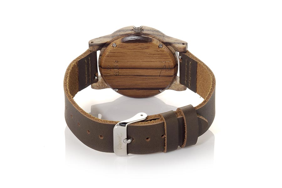 Eco Watch made of Zebra modelo SIMPLE TEMPO | Root® Watches