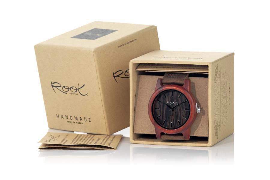 Eco Watch made of Sándalo NATURAL WAY | Root® Watches