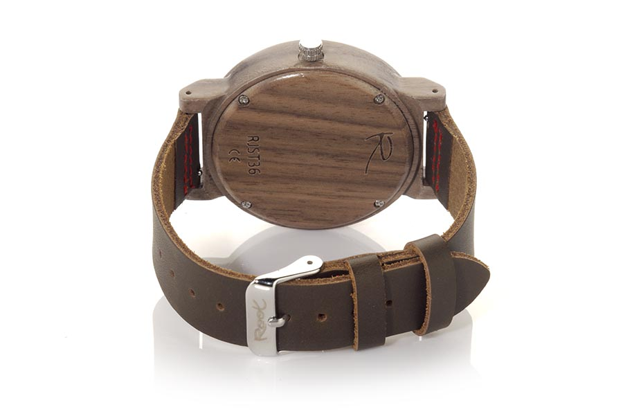 Eco Watch made of Black Walnut modelo IT GIRL | Root® Watches