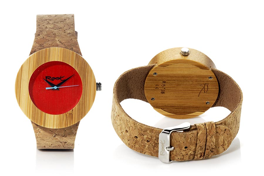 Root Sunglasses & Watches - EBA RED