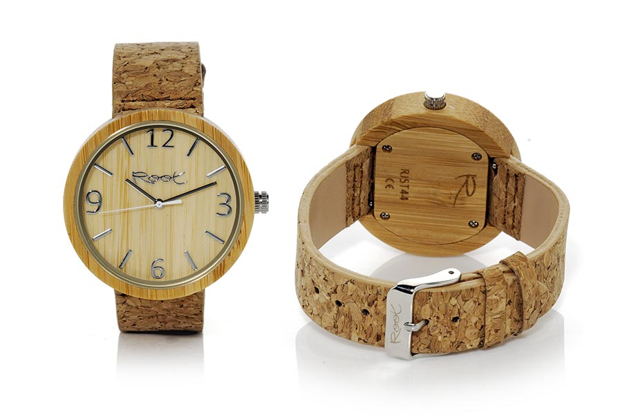 Eco Watch made of Bamboo LIGHT DAY | Root® Watches