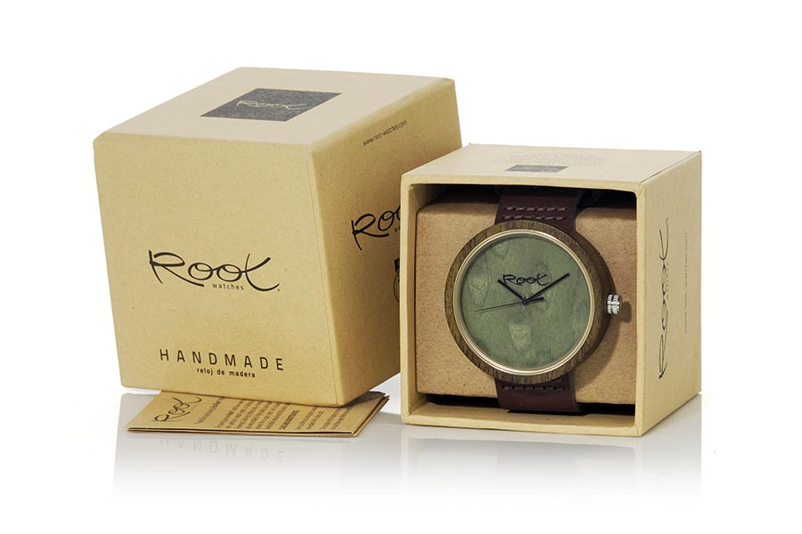Eco Watch made of Sandal modelo RAY | Root® Watches