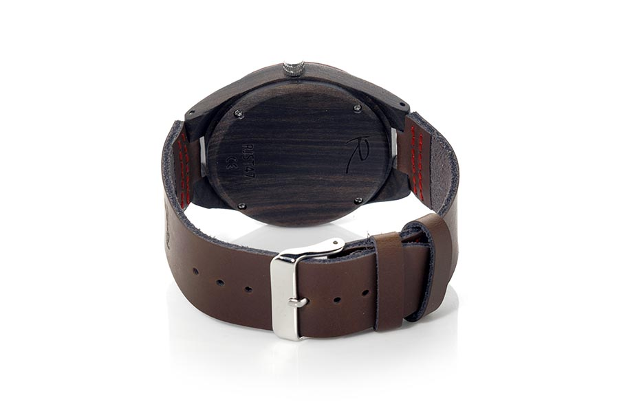 Reloj de Madera Ébano KANGRY ROSEWOOD | Root® Watches