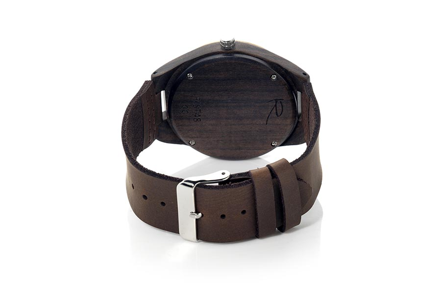 Eco Watch made of Ebony KANGRY OAK...  | Root® Watches