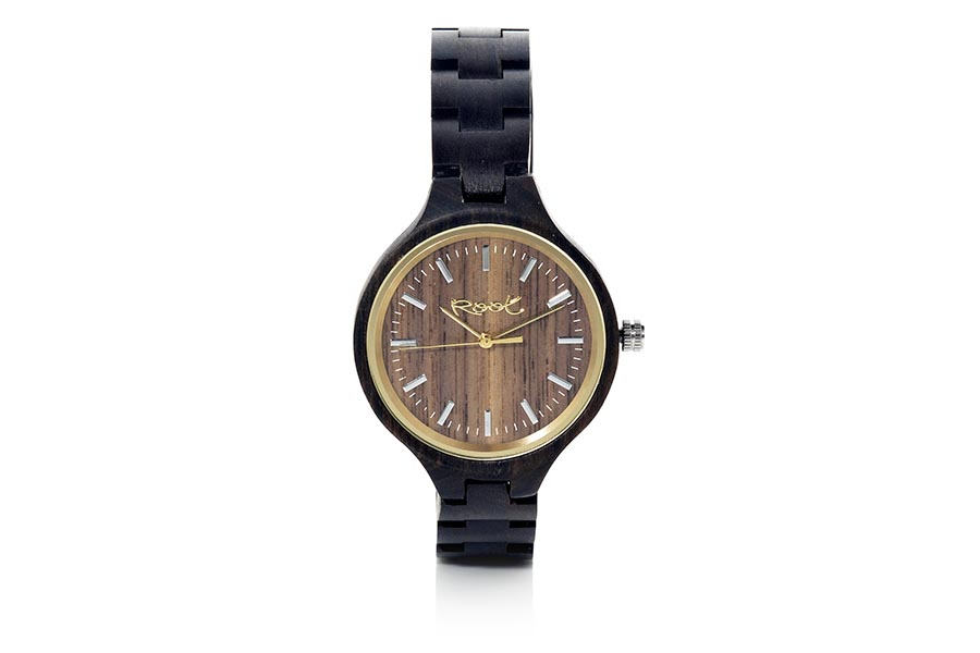 Eco Watch made of Walnut modelo LIZZ | Root® Watches