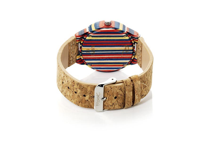 Eco Watch made of Skateboard modelo ISLA GR | Root® Watches