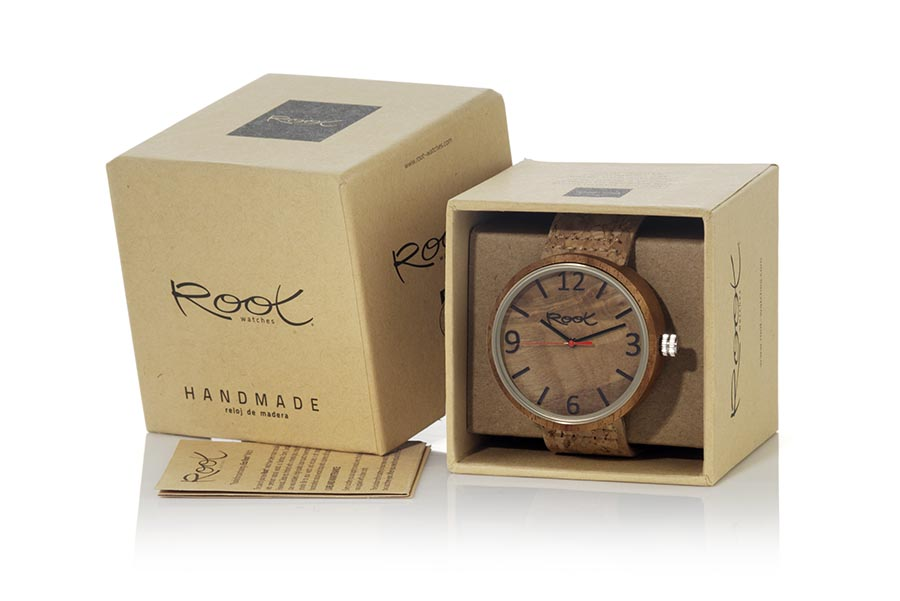 Eco Watch made of arce CLUE...  | Root® Watches