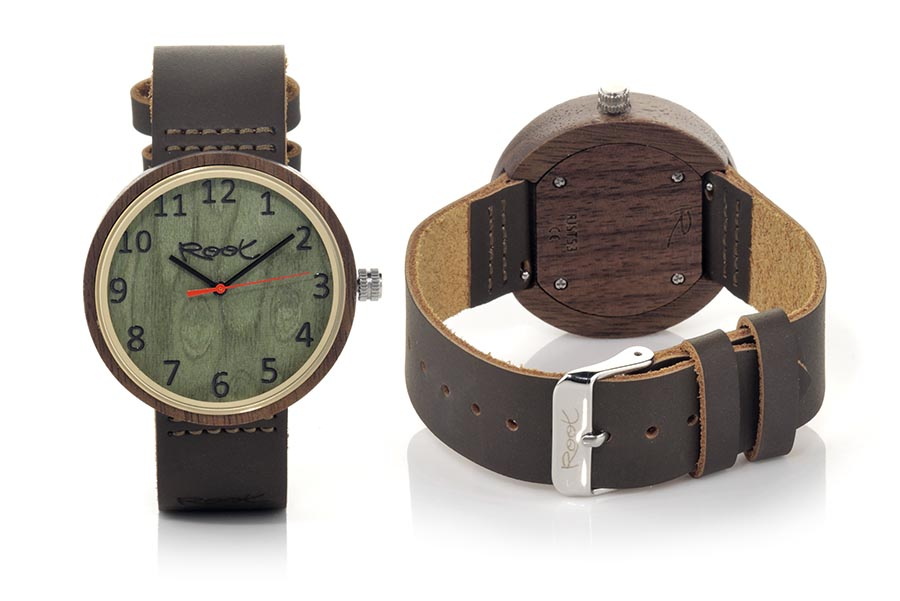Eco Watch made of Walnut PLAN...  | Root® Watches