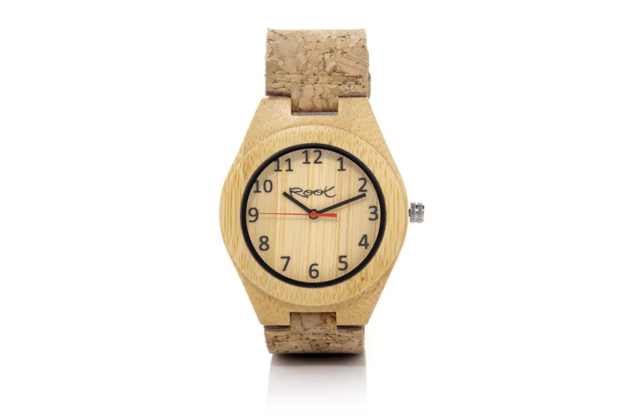 Eco Watch made of Bambú modelo MEMORY.  | Root® Watches