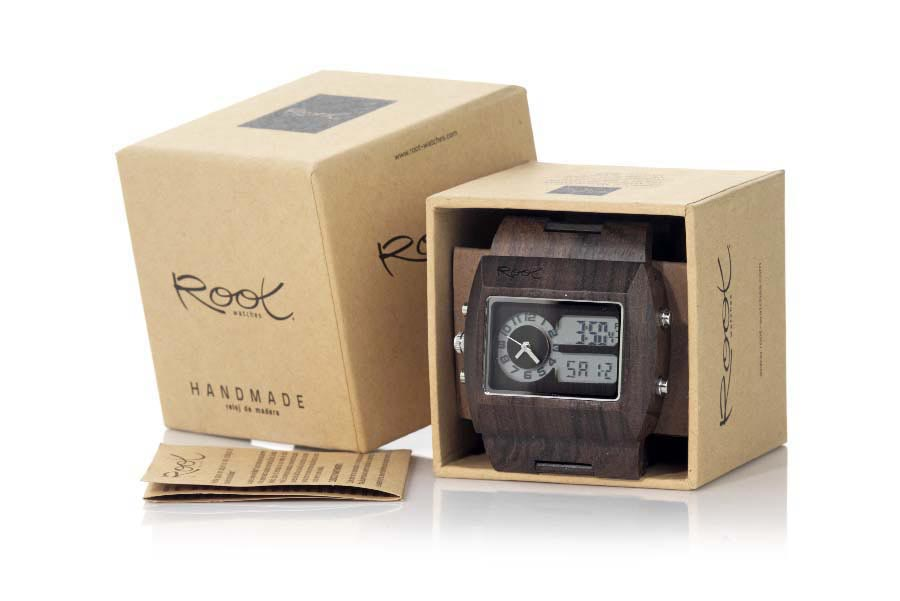 Eco Watch made of Sándalo RJZS01 | Root® Watches