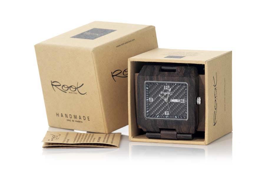 Gafas de Madera Natural de Sandal RJZS02 | Root Sunglasses ®