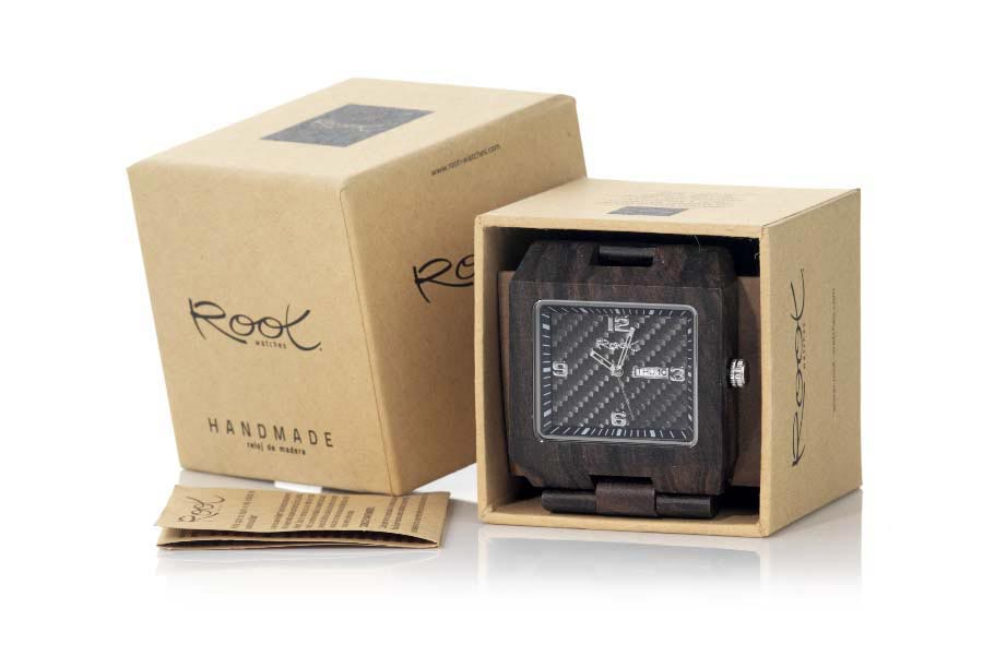 Wood eyewear of Sandal RJZS02 | Root Sunglasses ®