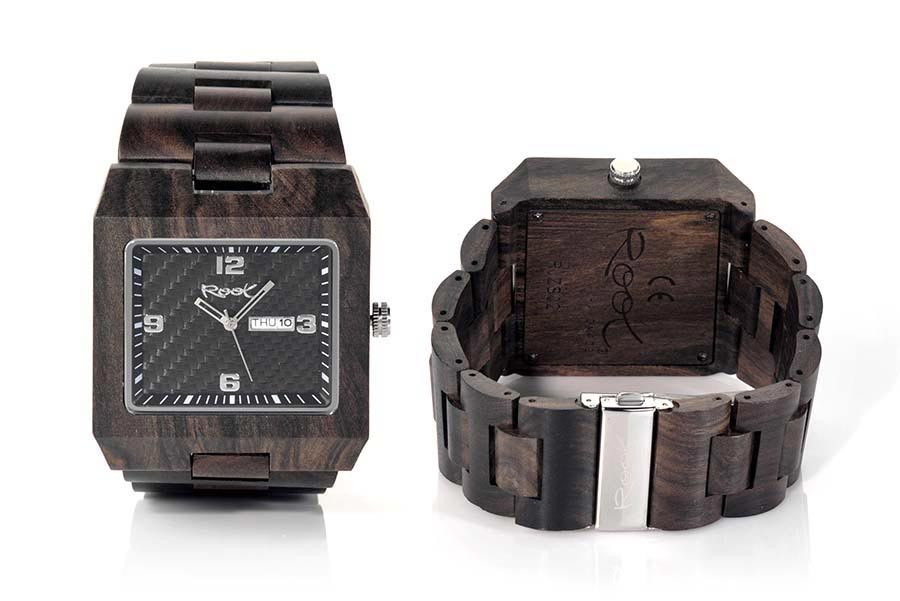 Reloj de Madera Sándalo TIMELESS | Root® Watches