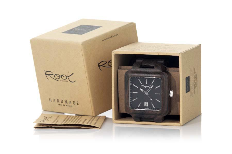 Eco Watch made of Sandalwood modelo TIME TO | Root® Watches