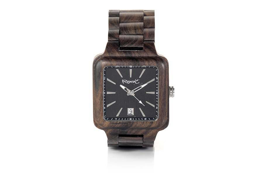 Eco Watch made of Sandalwood modelo TIME TO.  | Root® Watches