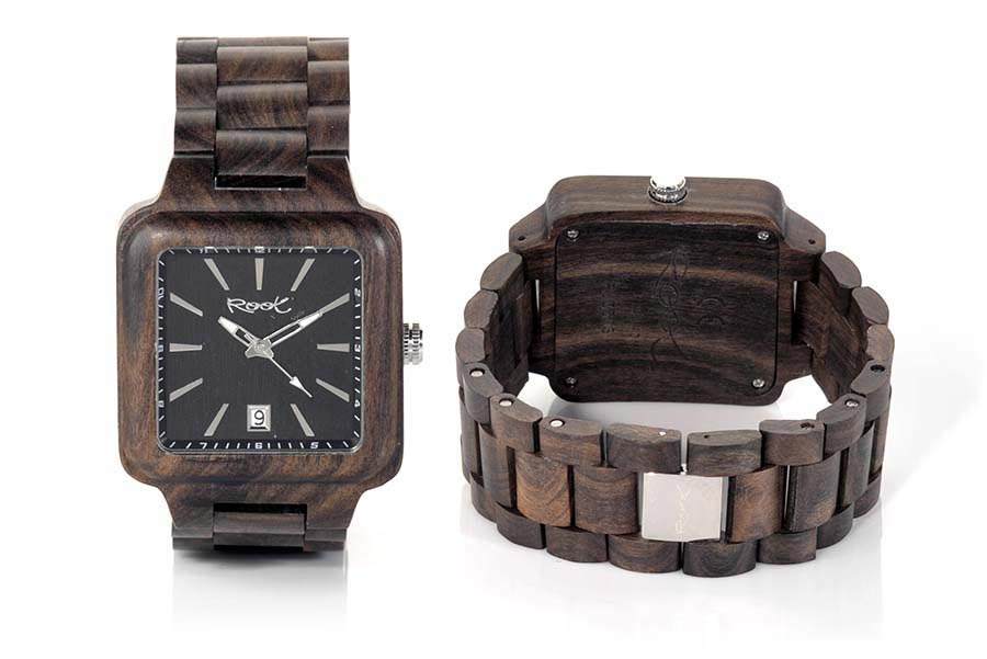 Eco Watch made of Sandalwood TIME TO...  | Root® Watches