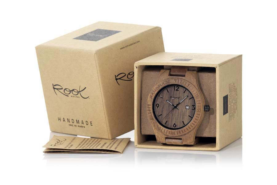 Eco Watch made of Sandalwood CAPE TOWN | Root® Watches
