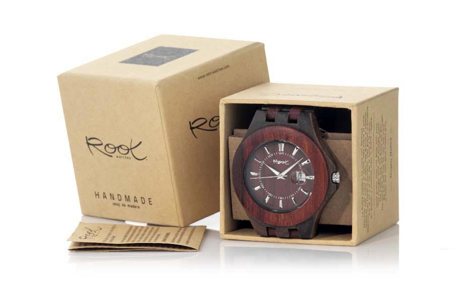 Eco Watch made of Sandalwood modelo THAT IS! | Root® Watches