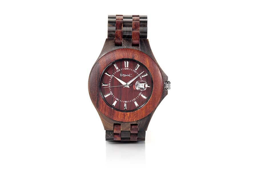 Eco Watch made of Sandalwood THAT IS! | Root® Watches