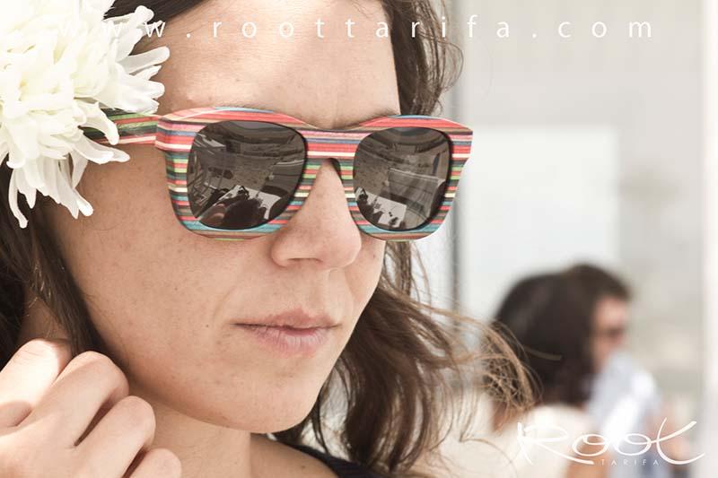 Gafas de Madera Natural de Laminada SABAY | Root Sunglasses ®