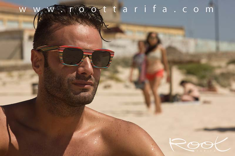 Root Wooden Sunglasses SABAY