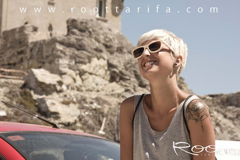 Wood eyewear of WhiteWood ZEN | Root Sunglasses ®