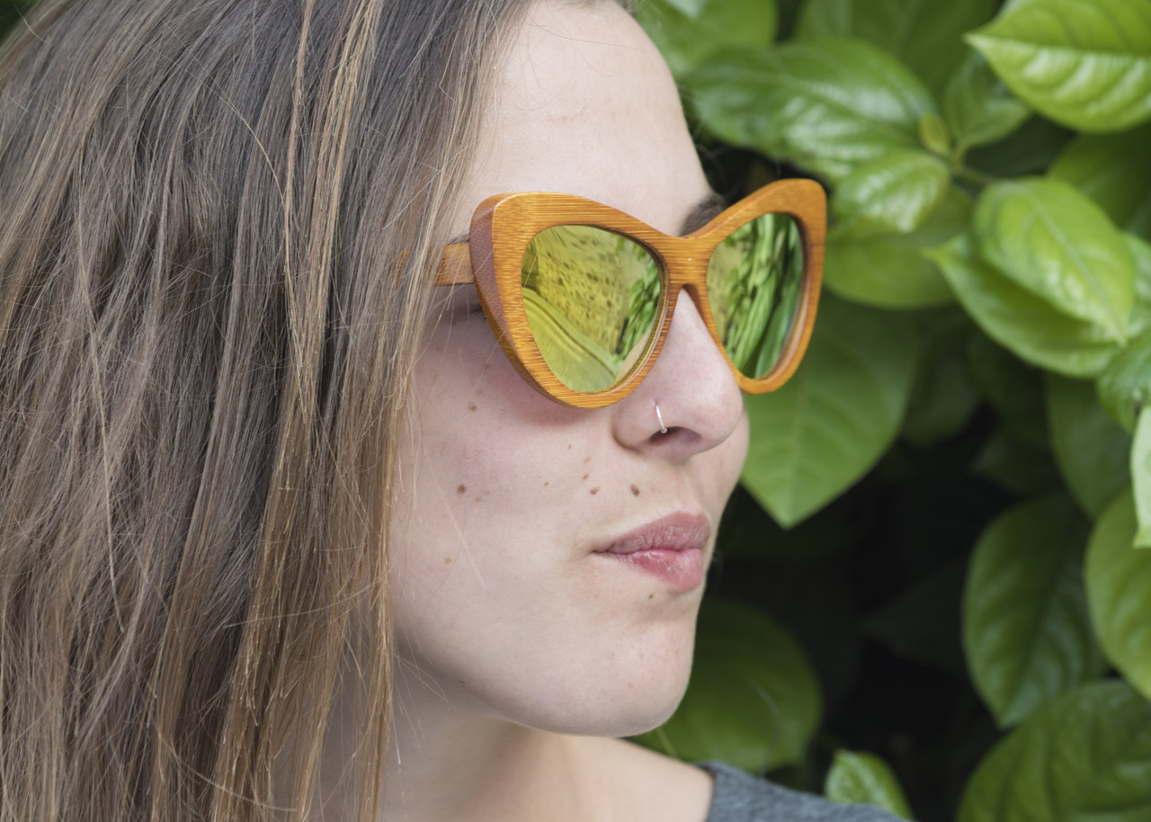 Root Wooden Sunglasses GOBI